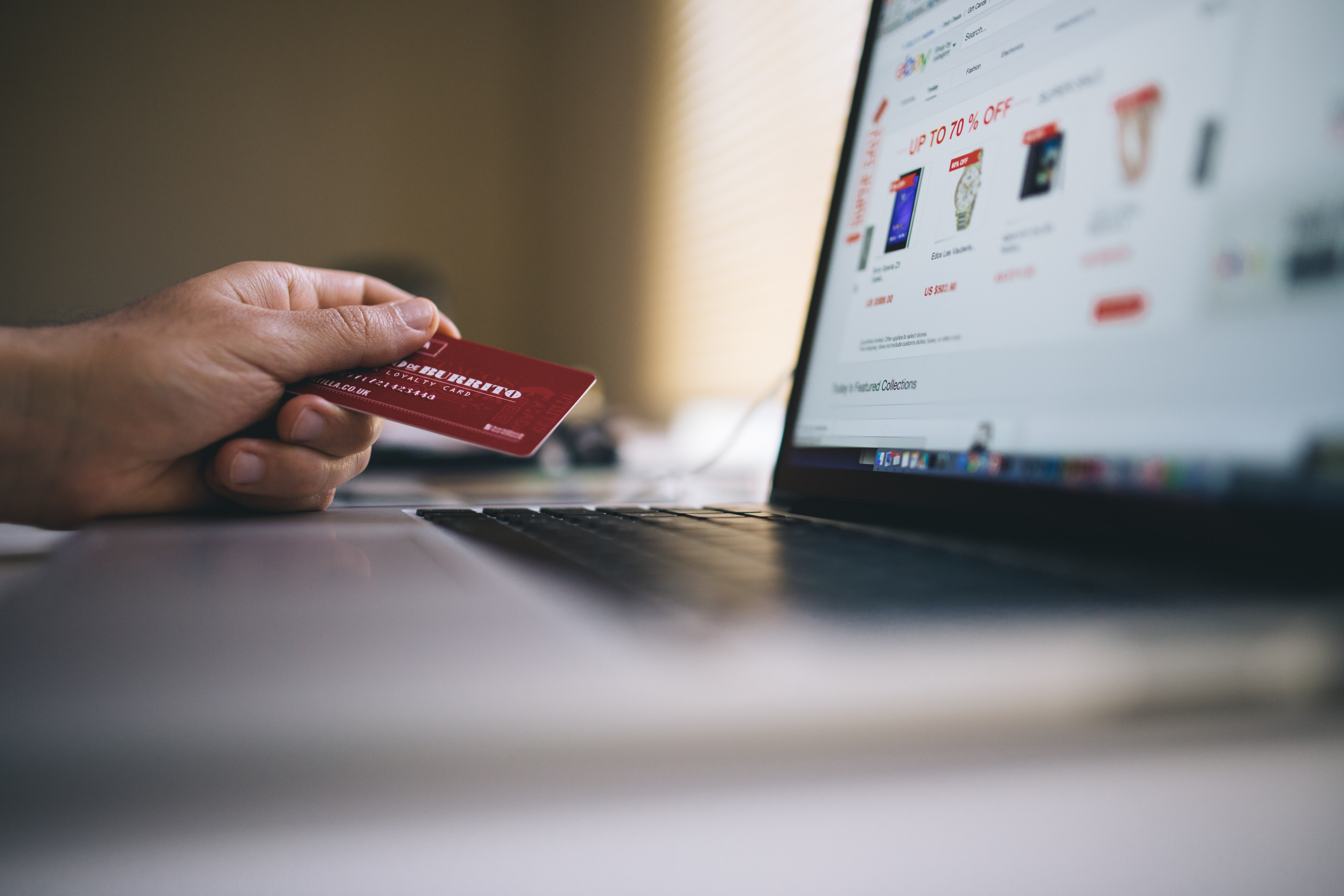 Shopping on online marketplace