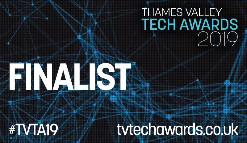 Thames Valley Tech Awards 2019 logo