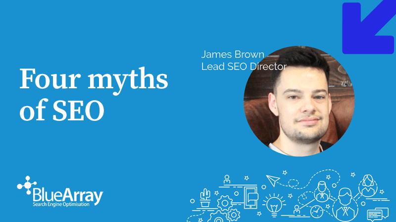 Four myths of SEO