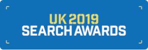 Young Search Professional Of The Year - UK Search Awards 2019